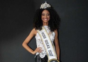Pela primeira vez mulher negra é eleita Miss Goiás