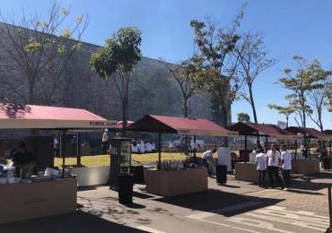 Com entrada gratuita, shopping de Brasília promove festival gastronômico