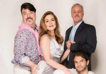 Kadu Moliterno apresenta a comédia 'Três Casamentos Uma História' em teatro de Goiânia