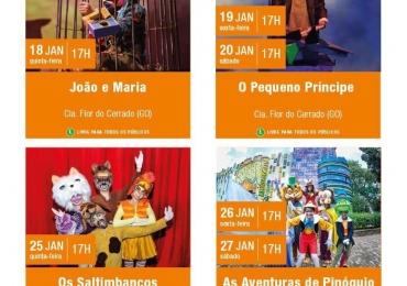4 peças de teatro infantil inspirados em clássicos da literatura para assistir com os pequenos em Goiânia