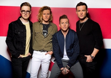 Turnê da banda inglesaMcFly passa por Uberlândia em 2020