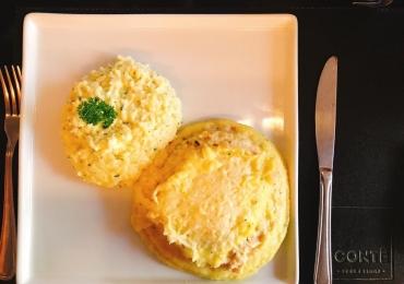Restaurante contemporâneo de Brasília aposta em almoço em três etapas por R$49