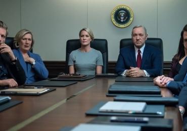 Saiu o trailer da 5ª temporada de 'House of Cards'