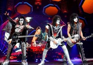 Banda Kiss confirma show em Uberlândia em 2020
