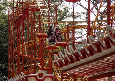 Mutirama e Zoológico têm horário de funcionamento estendido no mês de férias em Goiânia