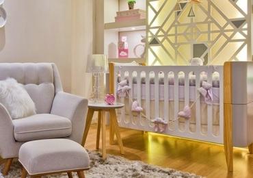 Berço que acompanha crescimento do bebê é vendido com exclusividade em loja de Goiânia