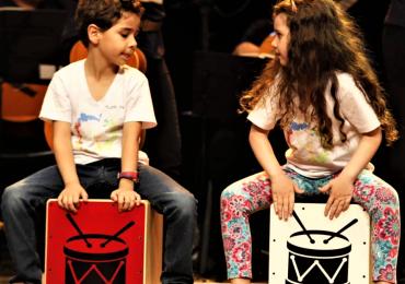 Musical infantil Canta Tutti acontece nesta quarta-feira em Goiânia