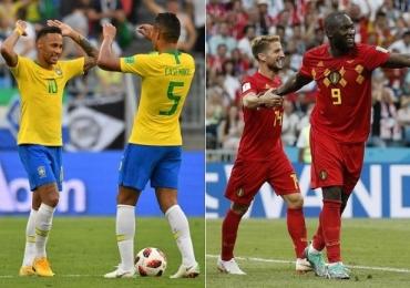 8 lugares para assistir ao jogo entre Brasil e Bélgica em Uberlândia