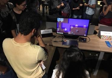 Evento gratuito em Brasília reúne mais de 20 jogos independentes para público testar e jogar
