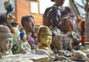 Goiânia recebe feira com exclusivas pinturas e artesanato