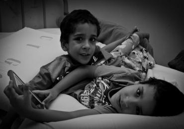 Discovery Channel acompanha caso de Heitor Brandão, gêmeo siamês separado no Hospital Materno Infantil de Goiânia