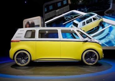 Volkswagen apresenta a nova Kombi no Salão do Automóvel de Detroit