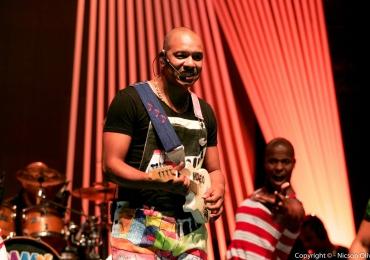 Grupo Molejo faz show em Goiânia