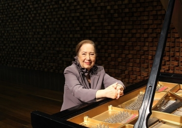 Pianista comemora 80 anos com concerto gratuito em Brasília