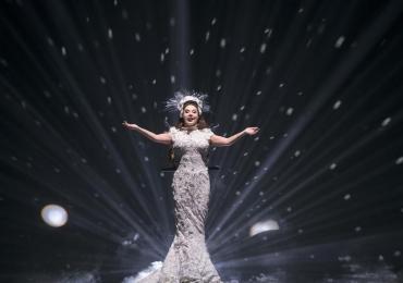 Cantora Sarah Brightman faz show em Brasília em novembro