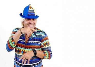 Tiririca apresenta show de piadas imperdível em Goiânia