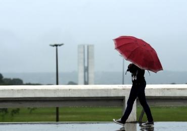 Após o fim de semana mais quente do ano, chuva deve voltar a cair em Brasília
