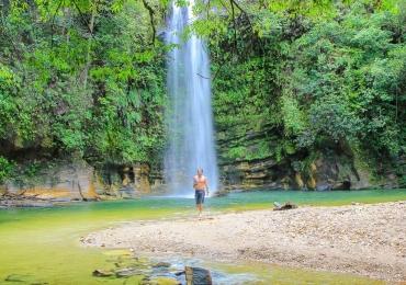 Trilhas, mirantes, piscinas naturais e lindas cachoeiras fazem da Reserva do Abade um destaque natural em Pirenópolis