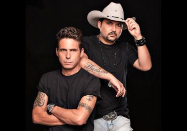 Dupla Edson e Hudson faz show em Goiânia