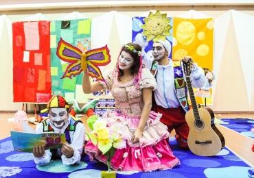 10 espetáculos infantis para você curtir com a criançada na Capital