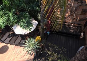 Artista goiano cria um paraíso dentro da própria casa com materiais recicláveis