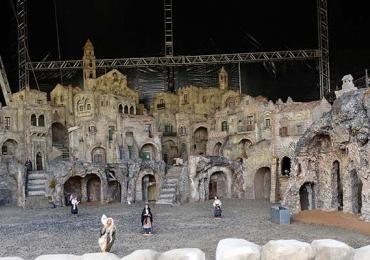 Presépio original do Vaticano é exposto para visitação em Goiânia