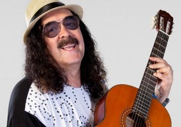 Moraes Moreira faz show gratuito em Uberlândia