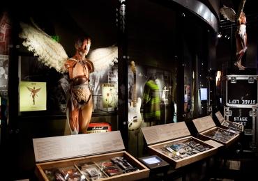 Exposição Nirvana: Taking Punk to the Masses no Rio de Janeiro