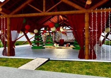 Natal do Parque do Sabiá será repleto de atrações gratuitas em Uberlândia Evento contará com Papai Noel, casa com enfeites, árvore de natal, shows e brindes