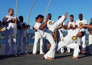 Shopping recebe evento gratuito inédito de capoeira em Goiânia