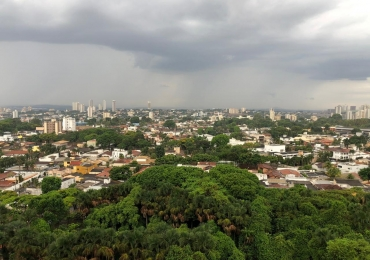 Inmet emite alerta amarelo com previsão de muita chuva em Goiânia e no interior do estado