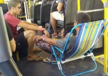 11 Flagras nos ônibus de Goiânia que você não vai acreditar