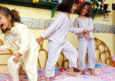 Hotel promove noite do pijama para crianças pela primeira vez em Goiânia