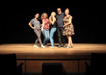 Peça de teatro homenageia Júlio Vilela ícone do entretenimento em Goiânia