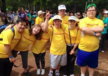 Brasília recebe quarta edição de evento destinado aos portadores da Síndrome de Down