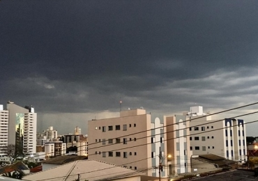 Fim de semana em Minas Gerais será com chuvas e queda na temperatura