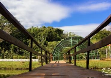 Jardim Botânico, maior unidade de conservação de Goiânia é revitalizado; veja fotos