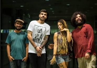 A banda potiguar Luisa & os Alquimistas tocam em Goiânia neste sábado