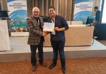 Professor de Goiânia recebe prêmio internacional com projeto sobre o mosquito da dengue