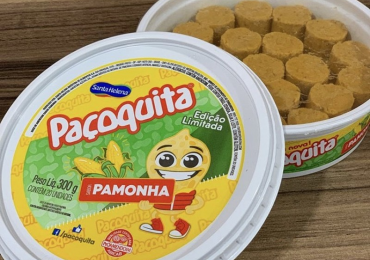 Paçoquita lança sabor pamonha para as festas juninas deste ano