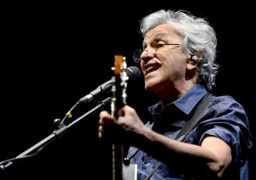 Caetano Veloso faz show em Goiânia