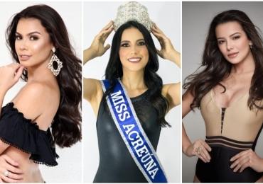 Conheça em detalhes todas as candidatas a Miss Goiás 2020