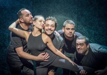 Eduardo Sterblitch apresenta a comédia 'O Rei do Mundo' no teatro em Goiânia