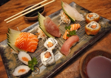 Restaurante japonês em Brasília investe em menu executivo a R$65