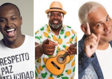 Thiaguinho, Péricles e Chrigor são atrações de festival de inverno em Brasília