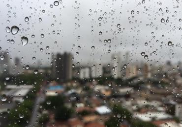 Inmet alerta para fortes chuvas e granizo em Goiás; ventos podem chegar a 60km/h