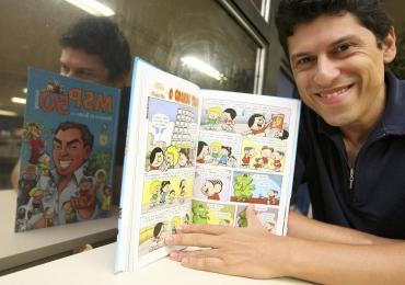 Goiânia recebe noite de lançamentos e autógrafos com entrada gratuita | Christie Queiroz lança suas novas obras infantis em noite