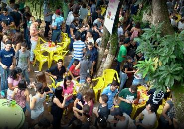Os bares preferidos dos universitários de Goiânia