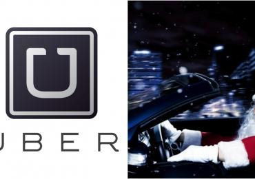 Uber distribui presentes de Natal no valor de R$ 400 em Goiânia