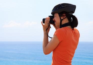 Evento gratuito une passeio ciclístico e fotografia em Goiânia